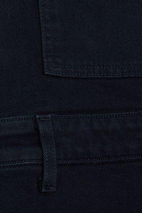 J BRAND Tame button-detailed denim overalls