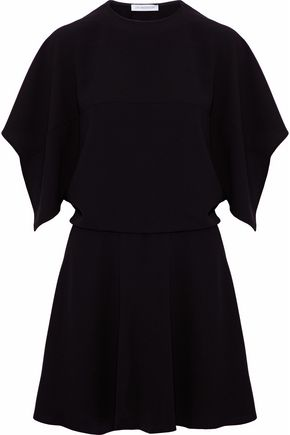 J.W.ANDERSON Cutout draped crepe mini dress
