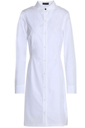 RAG & BONE Cotton-poplin shirt dress