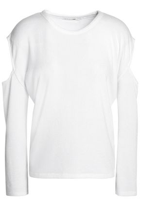 RAG & BONE Cutout jersey top