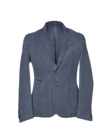 Фото - Мужской пиджак III ISSUED IN I серого цвета
