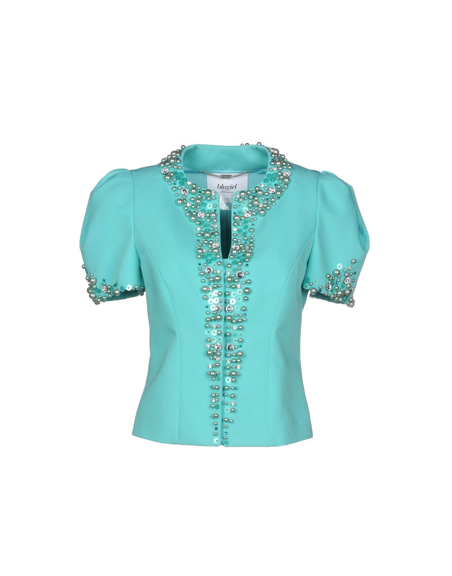 BLUGIRL BLUMARINE Пиджак blugirl blumarine пиджак