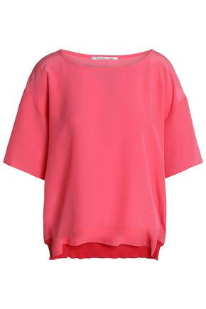 AGNONA Silk top