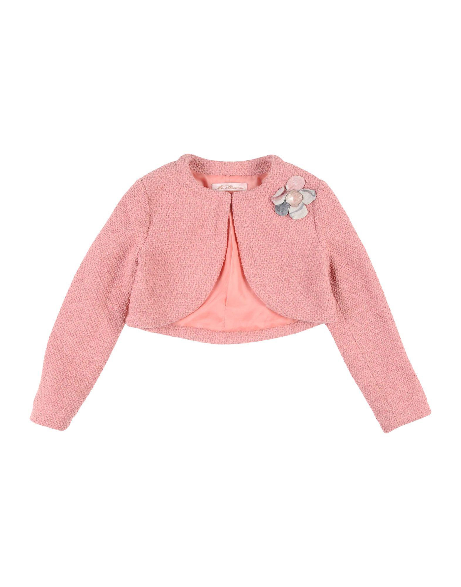 MISS BLUMARINE Blazer in Pastel Pink