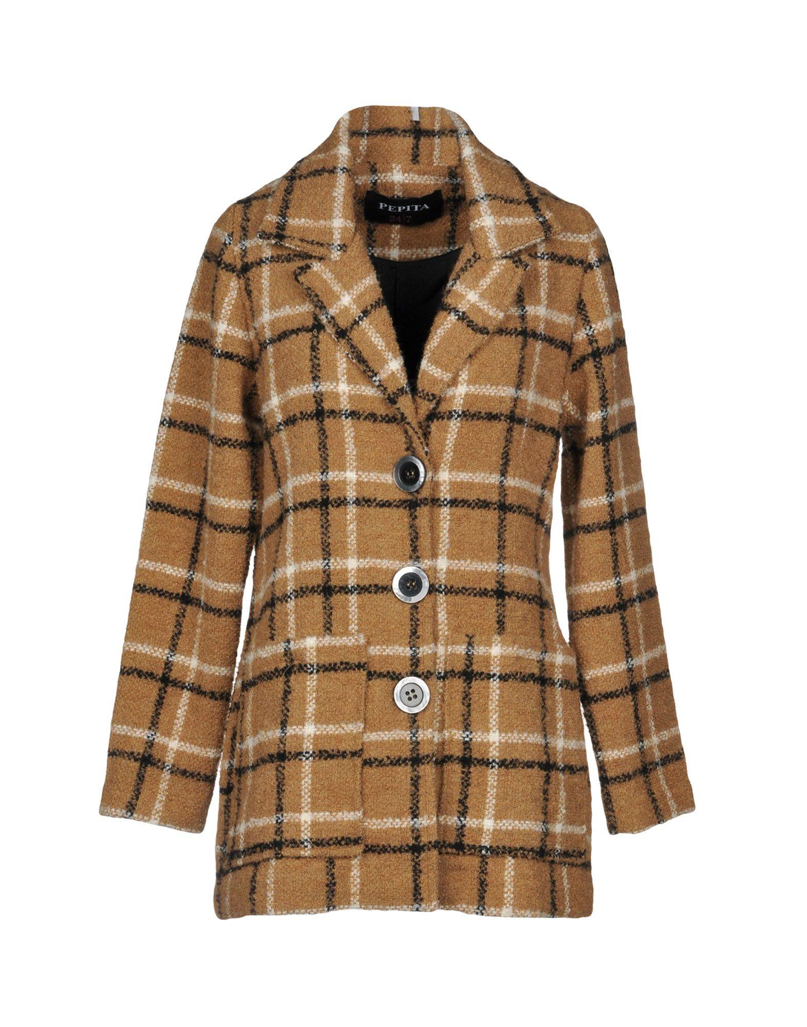 PEPITA Легкое пальто pepita пиджак