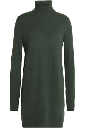 EQUIPMENT Cashmere turtleneck mini dress