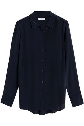 EQUIPMENT Silk-crepe de chine shirt