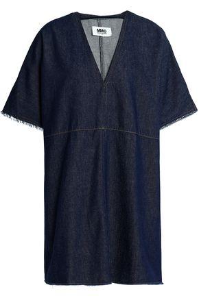 MM6 by MAISON MARGIELA Denim mini dress