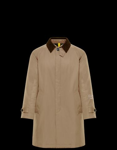 MONCLER VALLOR - Overcoats - men