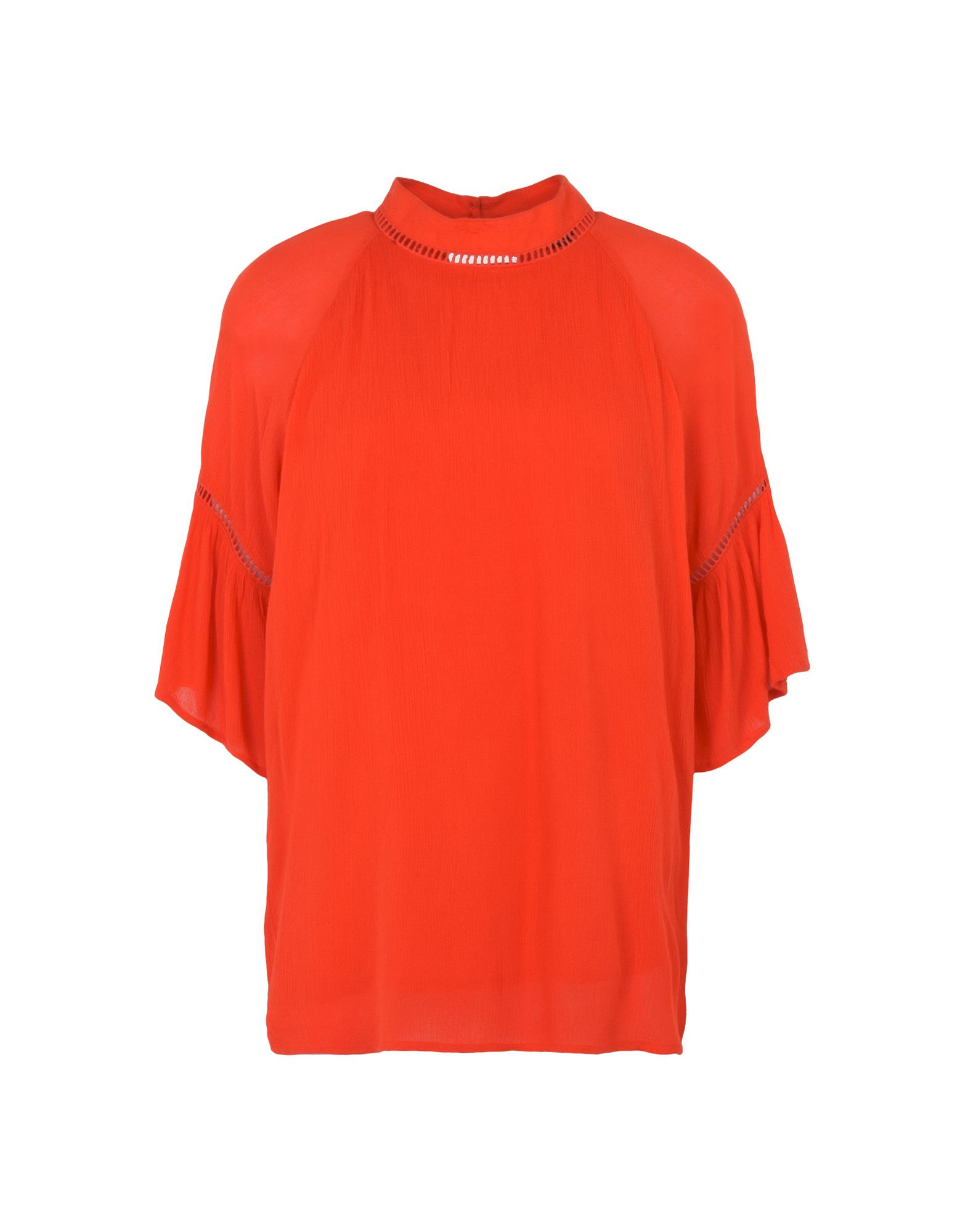 MBYM Blouse in Red
