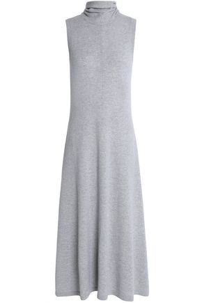 JOSEPH Joane wool turtleneck midi dress