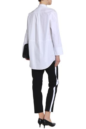 JOSEPH Cotton-poplin tunic