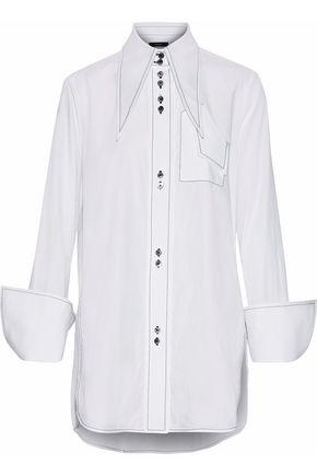 ELLERY Supernova cotton-poplin shirt