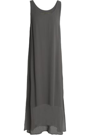 ENZA COSTA Crepe maxi dress