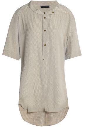 BELSTAFF Jacquard shirt