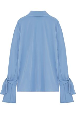 MARNI Crepe de chine blouse