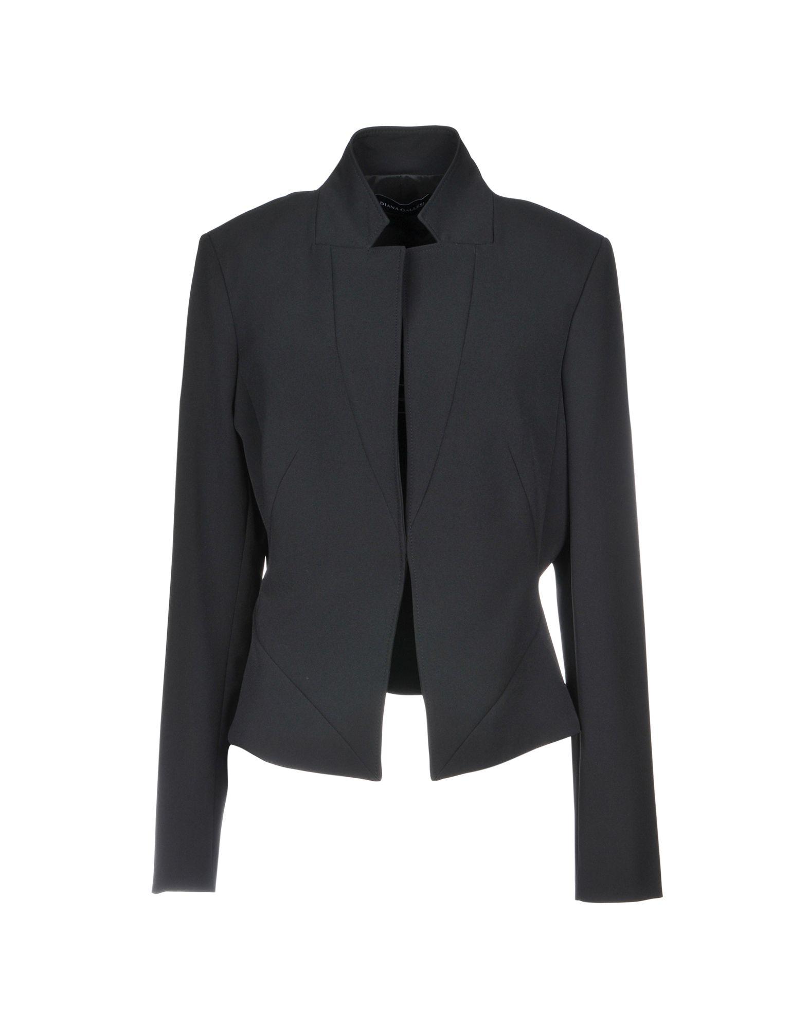 DIANA GALLESI Пиджак пиджак diana gallesi одежда свободного кроя