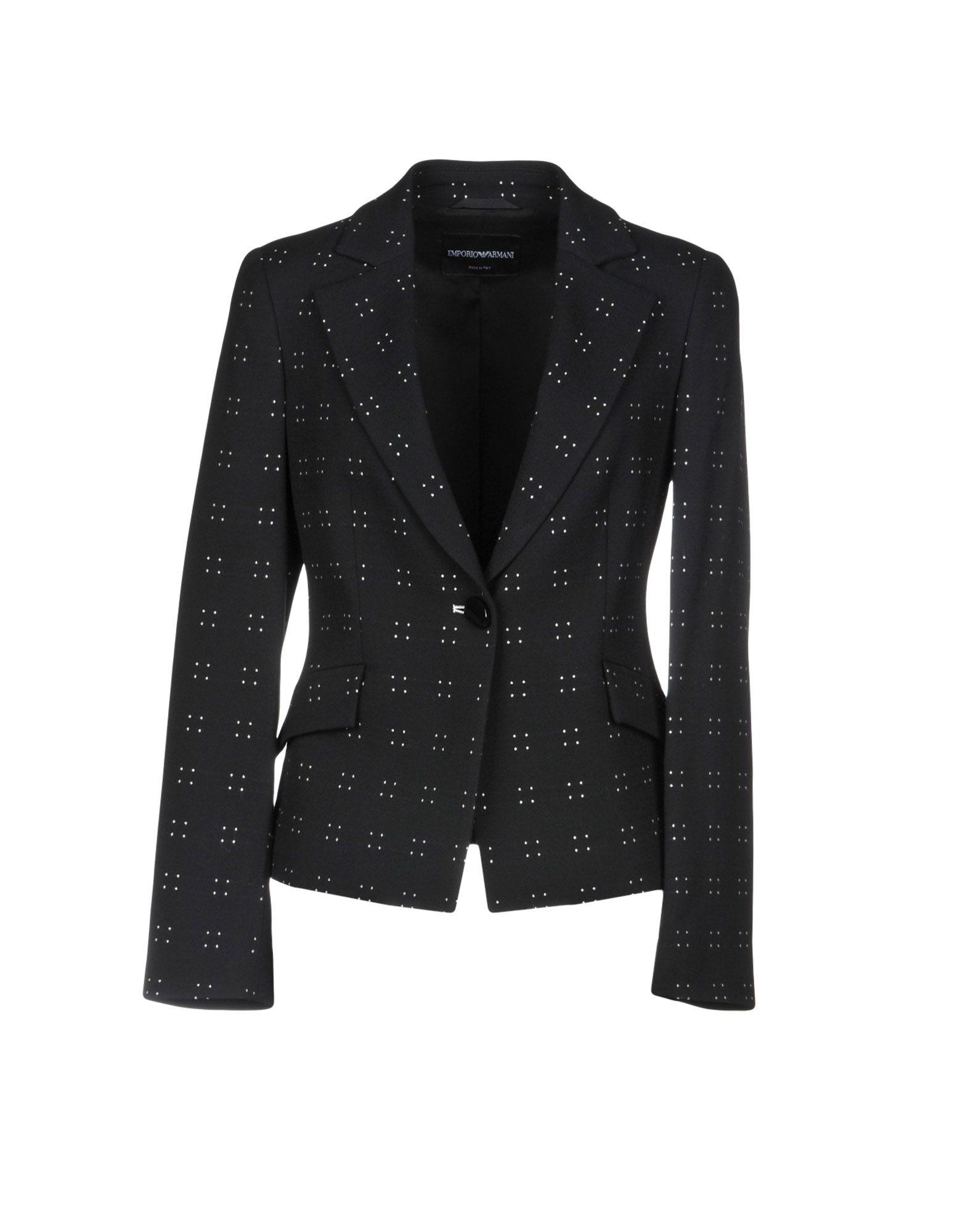 EMPORIO ARMANI Пиджак шерстяной пиджак мужской купить в москве