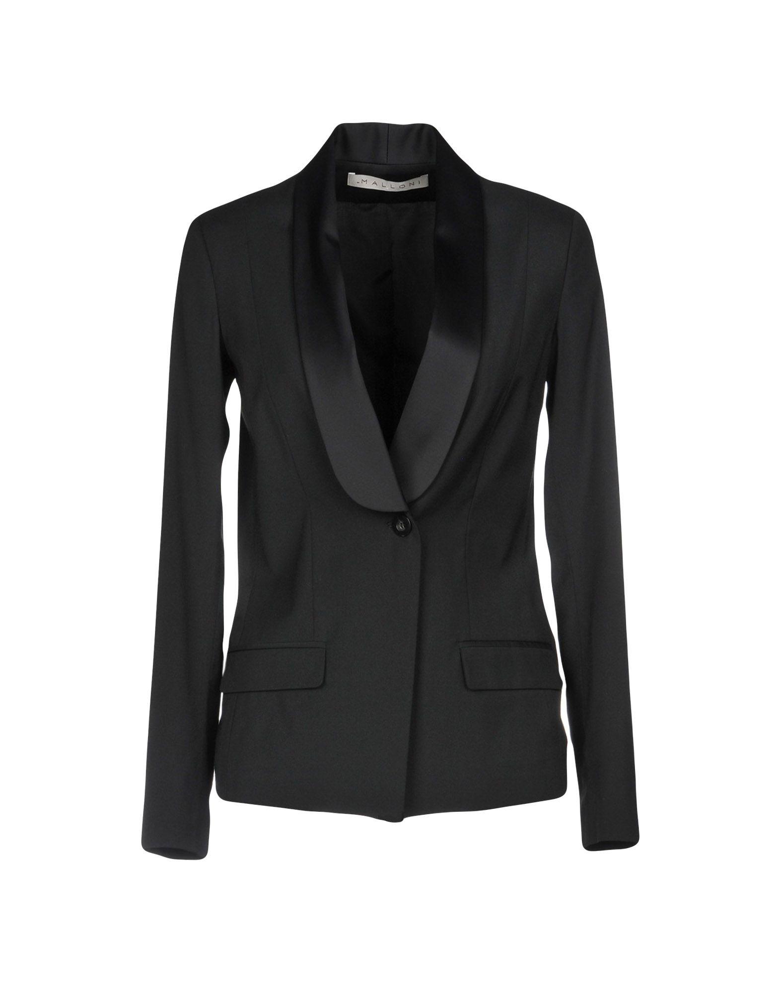 MALLONI Blazer in Black