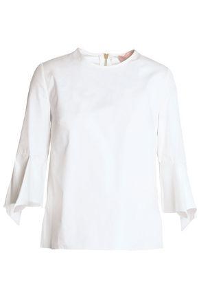 ROKSANDA Cotton-poplin top