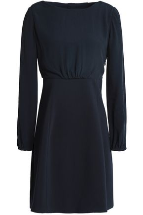 CLAUDIE PIERLOT Cutout crepe mini dress