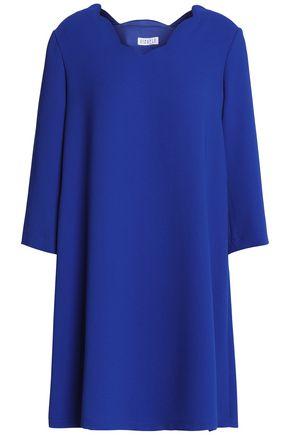 CLAUDIE PIERLOT Satin-crepe mini dress