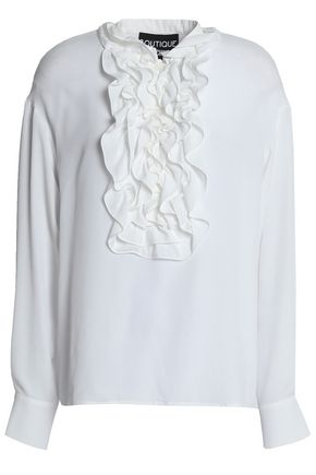 BOUTIQUE MOSCHINO Crepe blouse