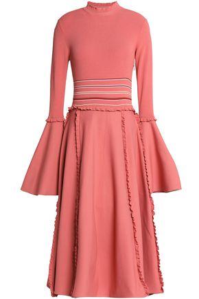 ROKSANDA Stretch-knit midi dress