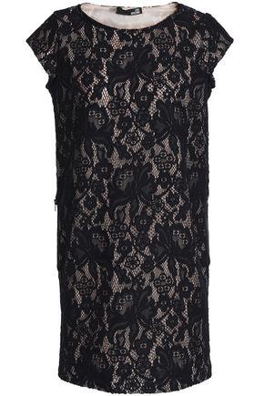 LOVE MOSCHINO Lace mini dress