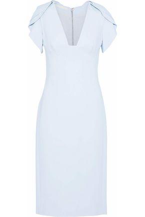 ANTONIO BERARDI Layered cady dress