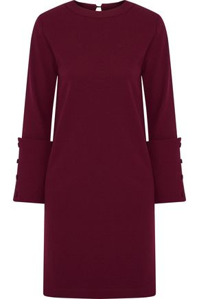 IRIS & INK Kirstie crepe mini dress