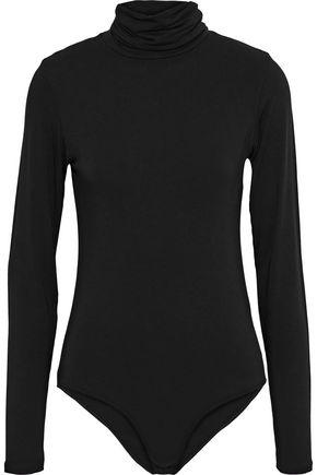 MAJESTIC FILATURES Jersey turtleneck bodysuit