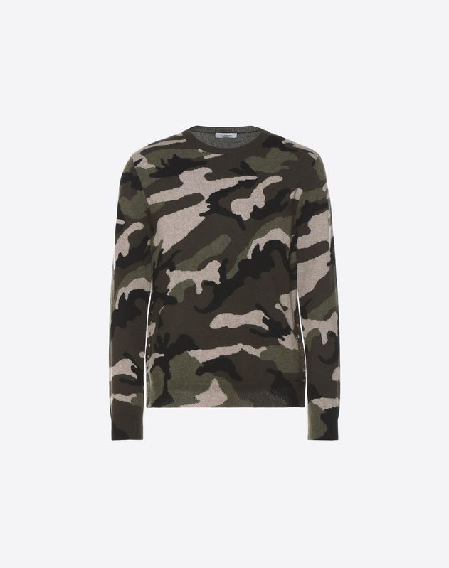 8f933c4b05a2e Ready to wear camouflage collection for man | Valentino Online Boutique