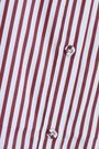 VICTORIA, VICTORIA BECKHAM Striped cotton-poplin shirt