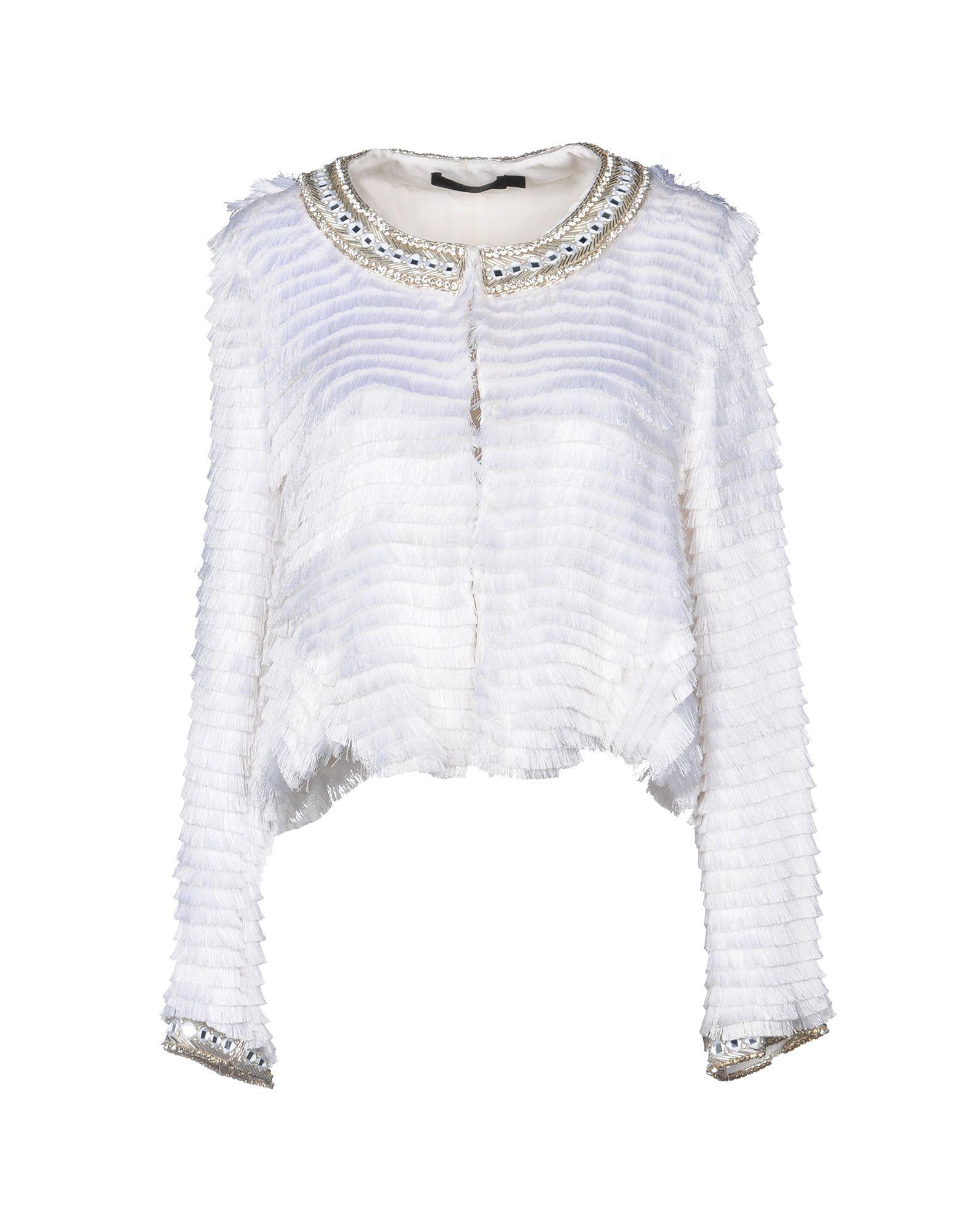 AMEN COUTURE Blazers in White