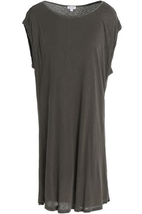 SPLENDID Supima cotton-jersey mini dress