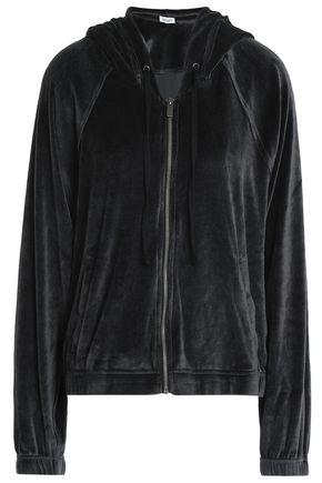 SPLENDID Velvet hoodie