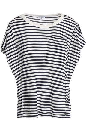 SPLENDID Striped jersey T-shirt