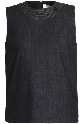 VICTORIA, VICTORIA BECKHAM Denim top