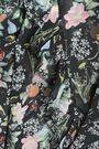 PREEN by THORNTON BREGAZZI Annie pussy-bow floral-print silk-georgette blouse