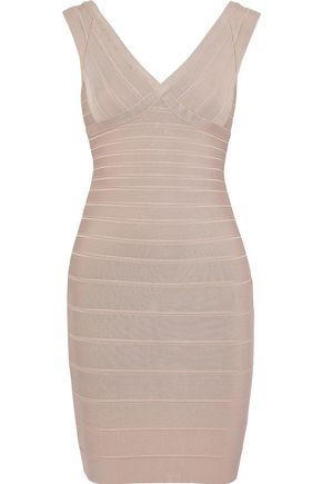 HERVÉ LÉGER Karima bandage dress