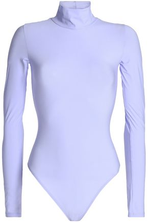ALIX Stretch-jersey turtleneck bodysuit