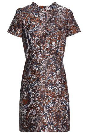 MAJE Jacquard mini dress