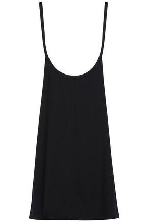 MAJE Ribbed-knit dress