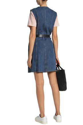 SEE BY CHLOÉ Denim mini dress