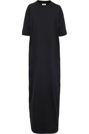 VETEMENTS Split-back cotton-jersey maxi dress