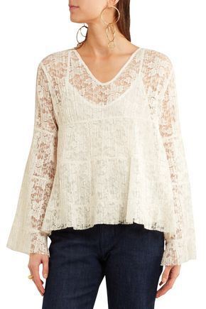 SEE BY CHLOÉ Lace top