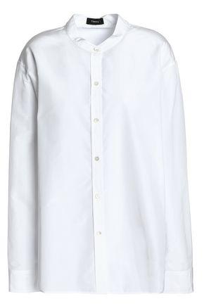 THEORY Poplin shirt