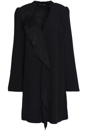 PROENZA SCHOULER Satin-crepe mini dress