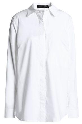 PROENZA SCHOULER Cotton-poplin shirt